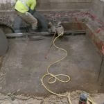 Concrete Cutting Removal