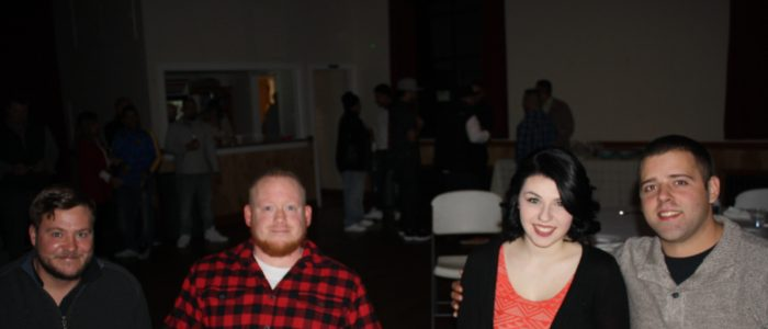 Holiday Party With Demo Crew